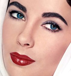 Elizabeth Taylor~ one of the prettiest faces ever