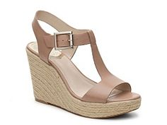 Vince Camuto Tinsell Wedge Sandal DSW Shoes