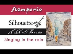 How to create, step by step, a real masterpiece with Monica Paruta's tutorial and her new line of rice paper napkins produced by Stamperia The Dancer, Singing In The Rain, Mixed Media Canvas, Rice Paper, Canvases, Black Men, Scrap, Mix Media, Decoupage