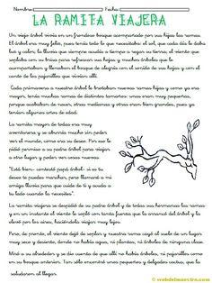 II>★★★★ Comprensión lectora para tercero de primaria - Recursos educativos y material didáctico para niños de primaria. Descarga Comprensión lectora para tercero de primaria gratis.