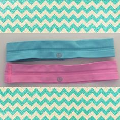 2 Lululemon Headband Bundle Just trying to get some of my money back because my husband bought me new ones after I purchased these here. Will ONLY lower price if bundled and will ONLY discuss price through offer button; otherwise blocked! In no rush to sell, just cleaning out my closet. No trades/holds /partials. I ship anywhere between 1-7 days because of my military work schedule. If you have any questions please let me know! Please use offer button for any negotiation. ❤️I do Bundle…