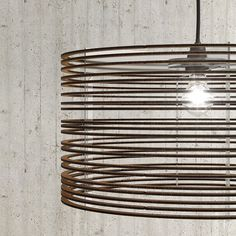 wood Pendant Light lasercut Chandelier lamp by AAarchiTECtureLab