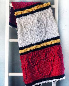 Crochet Afgans, C2c Crochet, Granny Square Crochet Pattern, Baby Blanket Crochet, Crochet Stitches, Chrochet, Crochet Christmas Blanket, Crochet Baby Blankets, Free Crochet Blanket Patterns