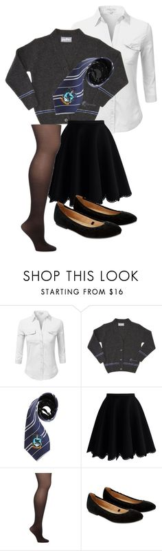 """""""Marissa Trelawney Ch. 8"""" by fredweasleygirl ❤ liked on Polyvore featuring CO, Chicwish, Calvin Klein and Accessorize"""