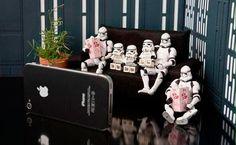 Movie Night at the Death Star by Julia Vazquez on Lego Star Wars Ver Star Wars, Star Wars Love, Star Trek, Amour Star Wars, Denis Robert, Starwars, Lego Stormtrooper, War Image, Foto Art