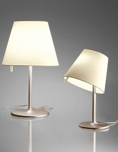 Artemide - MELAMPO table lighting