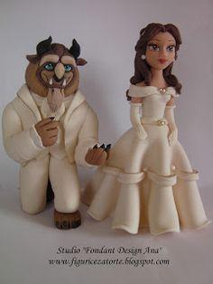 Figurice za torte (Fondant design Ana)