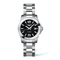 Ladies Longines stainless steel watch L32764586
