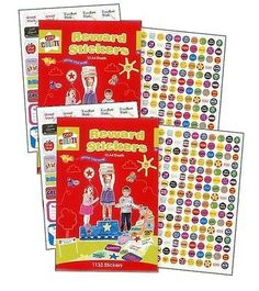 2 x 1000 various boy girl good behaviour reward #stickers  #schools #teachers stf,  View more on the LINK: http://www.zeppy.io/product/gb/2/351245413846/