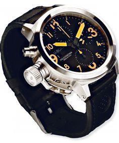 Interesting #watch design: U-Boat Flightdeck CAS