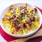 Een heerlijk recept: Couscous met kip en mango