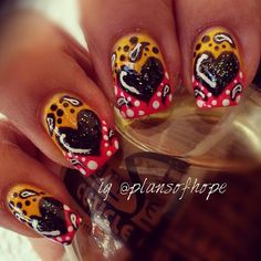 Follow @plansofhope on Instagram for many more nail ideas.