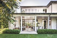 modern outdoor space... – Greige Design