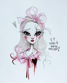 Is it?  (Random Drawing n°3 ♡)