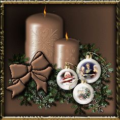 Vánoční svíce Obrázky 5 Merry Christmas, Christmas Candle, Christmas And New Year, Christmas Decorations, 2 Advent, Just Magic, Candle Magic, Gifs, Pillar Candles