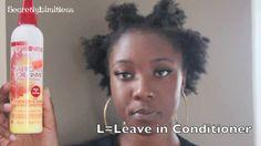 Natural Hair   How to moisturize 4c Hair