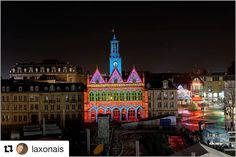 WAaaH ! Projection sur la façade de L'Hotel de Ville, le retour !!! Amenez vos loulous, vos amis, votre famille et peut-être votre belle-mère 😜pour une séance de rattrapage pendant les vacances scolaires ! Émerveillez-vous devant le ballet des couleurs 😊. #saintquentin #stquentin #stq #jaimesaintquentin #visitsaintquentin #aisne #jaimelaisne #picardie #espritdepicardie #hautsdefrance #hautsdefrancetourisme #noelhdf #mapping #xmas #christmas #marchedenoel #villagedenoel #projection…