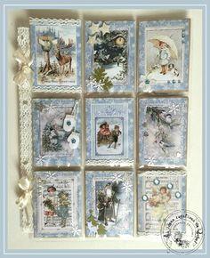 Pockets letters de Noël