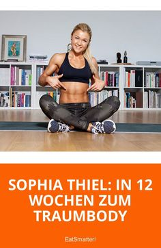 Sophia Thiel – Online-Abnehm-Programm Sophia Thiel: In 12 Wochen zum Traumbody eatsmarterde The post Sophia Thiel – Online-Abnehm-Programm appeared first on Frisuren Tips - Fitness Pilates Workout, Fitness Workouts, Fitness Pal, Sport Fitness, Fitness Studio, Fitness Motivation, Health Fitness, Bikini Fitness, Workout Bauch