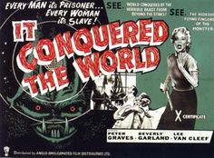 B-movie creature features