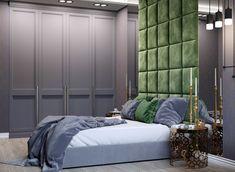 Спальня неоклассика - Галерея 3ddd.ru
