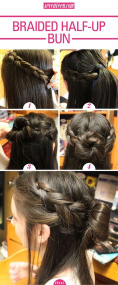 The Perfect Braided Style for Second-Day Hair