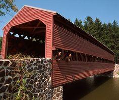 Sachs Bridge, Gettysburg, PA