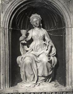 Benedetto da Maiano , Allegoria della Fede