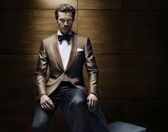 The Dapper Gentleman Estilo Fashion, Fashion Moda, Look Fashion, Mens Fashion, Fashion Glamour, Style Gentleman, Gentleman Mode, Sharp Dressed Man, Well Dressed Men