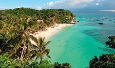 the Philippines beach