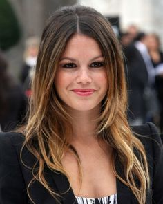Simple Ombre Hairstyle