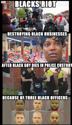 What's Happening in Baltimore Perfectly Explained.