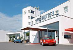 sleep & enjoy - das etwas andere Hotelmagazin | Böblingen: V8 HOTEL - Motorworld