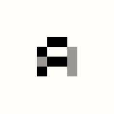 FA Monogram /Architecture (Available) Logo by Richard Baird. #logo #design #branding