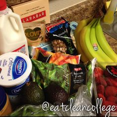 Eating Clean on a College Budget: Birthday Countdown!