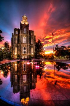 Logan, UT LDS Temple