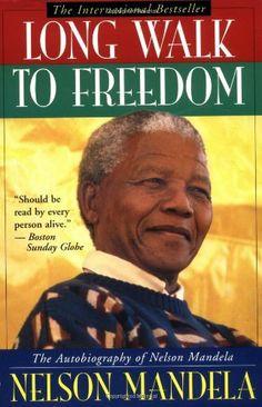 Long Walk to Freedom: The Autobiography of Nelson Mandela by Nelson Mandela. $10.98. Publisher: Back Bay Books; 1st Paperback Ed edition (October 1, 1995). Publication: October 1, 1995. Author: Nelson Mandela