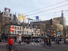 Leiden Square - Center of Nightlife in Amsterdam