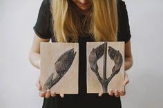 Photo transfer on wood. Transferir una imagen fotográfica a madera. DIY Tutorial