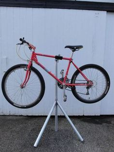 Minoura W 3100 Bike Repair Stand With Tool Tray At Rei Com