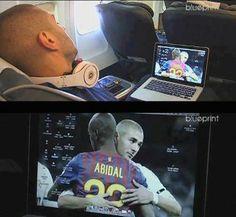 All my respect to Karim Benzema