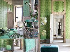 Designers Guild https://www.designersguild.com/ Participant de Paris deco Off 2015