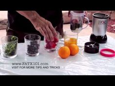 Secret Fat Burning Protein Smoothie - Fat X 101 - YouTube