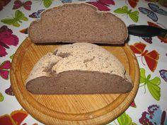 Leipä tef-jauhoista