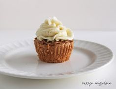 Kelly's Konfections: Cookie Flufftella Cupcakes