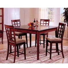Pub - Dinning Table Set 6140/6145 (ABC)