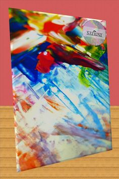 Abstract Art / Art Abstrait / Abstrakte Kunst / Abstraktné Umenie (Colorful)   Art by Satrini   Floral Horizon Collection   Paintbrush Malerei   Malmittel   Zeichnung   Malerei Themen   Zeitgenössische Kunst   Acrylgemälde   Leinwandgemälde   Maltechniken Acrylic color on canvas   Digital art technique   New Art Collection   Abstract Art   Abstract Wall Art   Abstract Painting   Abstract Art Prints   Modern Abstract Art   Abstract Art Ideas   Abstract Art For Sale   Abstract The Art of… Art Abstrait, Paint Brushes, Modern Art, Abstract Art, Design, Contemporary Art, Paint Techniques, Painting Art, Canvas