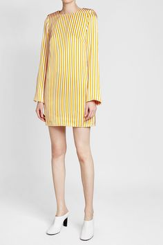 Maggie Marilyn I'm Coming Home Striped Dress Im Coming Home, Yellow Fashion, Striped Dress, Yellow Style, Shopping, Shades, Dresses, Women, Clothing