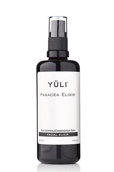 Then, I tried this natural pick from newcomer Yüli, and it rocked my world. A few spritzes of it on my face in the a.m. and p.m., and my skin was softer, smoother, clearer, and more radiant than any treatment, cream, lotion, or potion I have ever tried. It made my acne marks fade faster, my fine lines look less noticeable, and my complexion feel satiny-soft. It's like a spritz