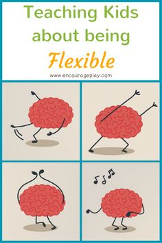 Have you ever had one of those parenting moments where you realize you  thought you had taught your kids something, but realized you actually never  had?  I realized recently that my daughter doesn't know what being flexible  means. I say it to her all the time and I always thought she understo
